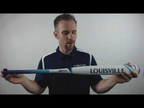 2017 Louisville Slugger XENO Plus Fastpitch Softball Bat: FPXN171