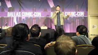 Karl Urban Panel - SFX Dallas 2/9/14 (Part 3)