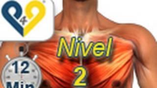 Entrenamiento pectorales Nivel 2