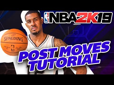 NBA 2K19 Post Moves Tips & Tutorial | Master the Post!