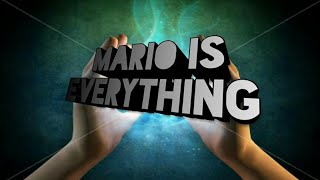 Mario is bigger than everything (conspiracy)