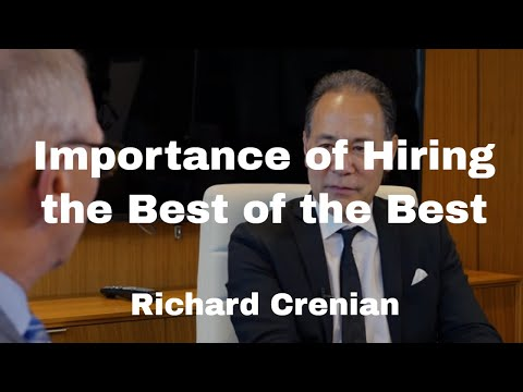 Importance of Hiring the Best Employees - The Business Series