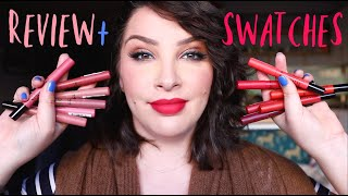 Bourjois Velvet The Pencil review, swatches & NARS dupes
