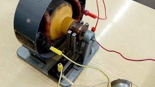КПД 300% Электричество из воздуха  Вечный двигатель из....