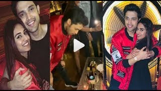 Erica Fernandes Shows Her Love For Parth Samthaan On His B'day  |Kasauti zindagi kay 2