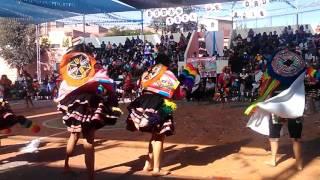 """Carnaval de Mollomarka  AQP  Primer Puesto - 4to """"C""""  - 2016"""