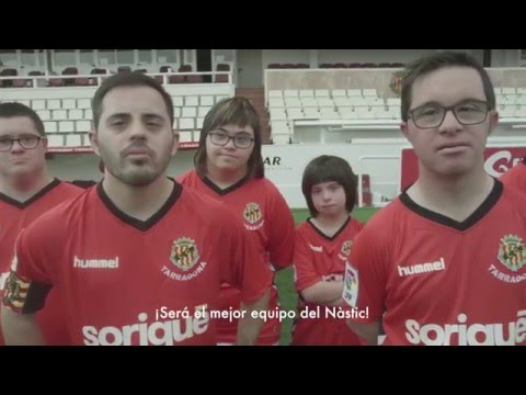 Veure vídeo Síndrome de Down: Spot Nàstic Genuine