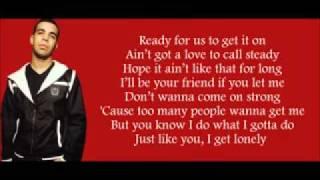 Lonely- Drake