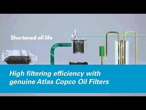 Atlas Copco Oil Filters - Atlas Copco Oil Filters Latest Price