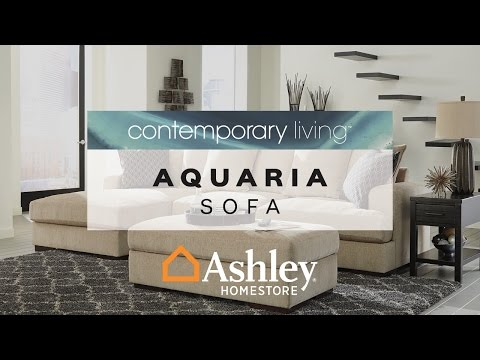 Ashley Furniture 2 Piece Sectional aquaria 2-piece sectional | ashley furniture homestore