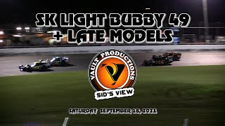 SID'S VIEW   09.18.21   SKL Bubby 49 + LM