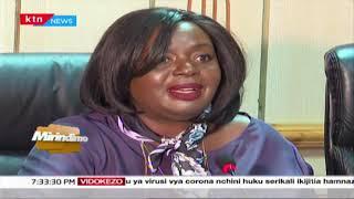 Waziri Omamo hajui jina la mbunge; Naibu Rais asema lazima atakomesha Reggea | MIRINDIMO