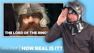 Medieval Weapons Expert Rates 7 More Weapons Scenes In Movies And TV | How Real Is It?