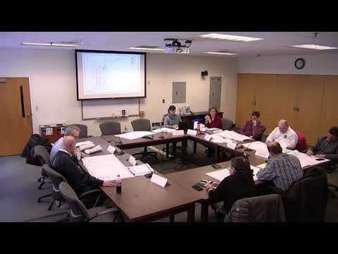 03.12.19 Technical Advisory Committee: Work Session