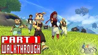 SHINESS The Lightning Kingdom Gameplay Walkthrough Part 1 (1080p) No Commentary