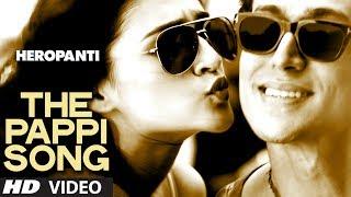 Heropanti : The Pappi Song Video | Tiger Shroff, Kriti Sanon