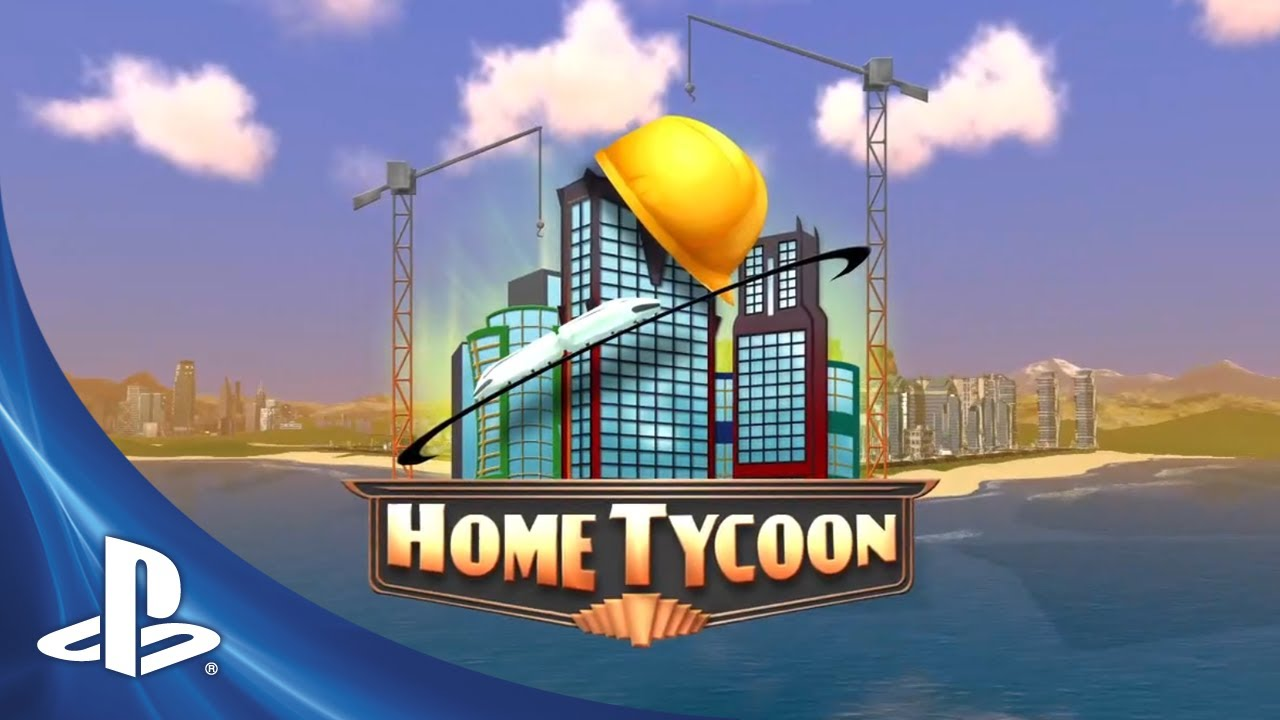 Build Your Dream City in Home Tycoon, Coming Soon to PlayStation Home