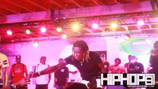 """Young Thug Performs """"Get Out My Face"""", """"Danny Glover"""" & """"Stoner"""" at the Beer & Tacos Stage"""