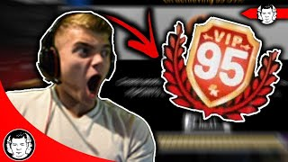 YOU WONT BELIEVE THE REP REWARD FOR 95 OVERALL IN NBA 2K19
