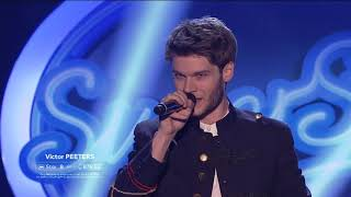 SUPERSTAR - Victor Peeters -  Love Runs Out (One Republic)