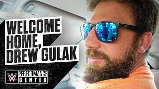 Welcome Home, Drew Gulak