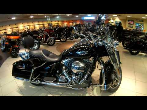 2014 Harley-Davidson Road King Touring FLHR