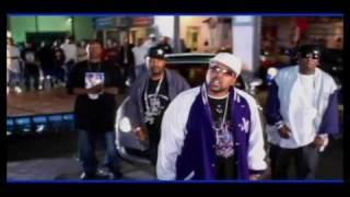 Bun B f/ Pimp C, Young Jeezy, Z-Ro - 'Get Throwed'