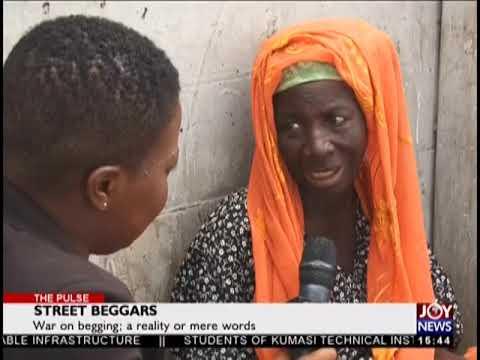 Street Beggars - The Pulse on JoyNews (29-10-18)