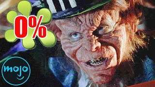 Top 10 Movies with a 0 Percent Rating on Rotten Tomatoes That You Should See Anyway