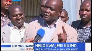 Waakazi wa Marakwet East wampongeza rais Uhuru kwa kumteua Jebii Kilimo katika wizara ya Kilimo