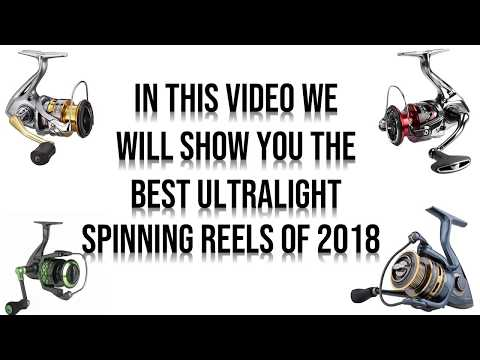 Best Ultralight Spinning Reel Reviews and Guide