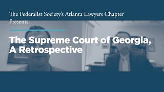 Click to play: The Supreme Court of Georgia, A Retrospective