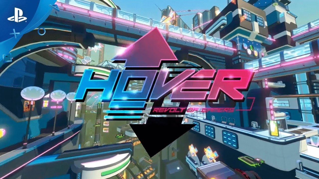 Hover is a Multiplayer Parkour Game Coming to PS4 September 18