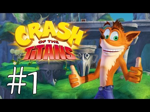 Crash of the Titans   Episode 1