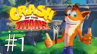 Crash Of The Titans | Episode 1