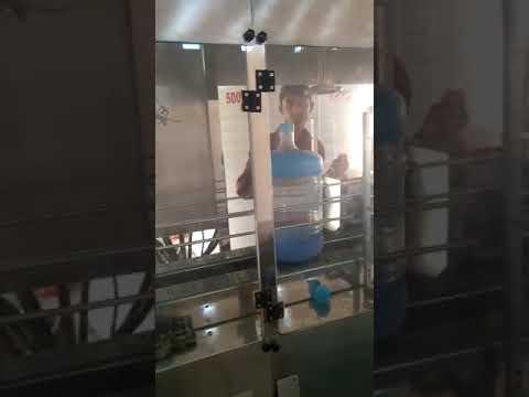 20 Ltr Jar Filling Machine