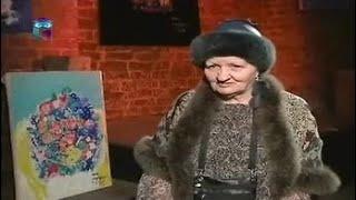 """Катя Медведева, художник наивной живописи, """"художник-ребенок"""""""