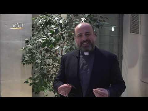 Père Emmanuel Gougaud - Semaine pour l'unité des chrétiens 2021