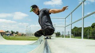 Legless Pro Skateboarder Turns Tragedy Into Triumph