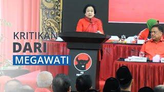 Ketua Umum PDIP Megawati Kritik Daerah yang Ingin Pemekaran