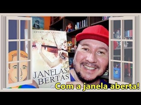 Janelas Abertas, de Ademilson Chaves, Editora Selo Jovem