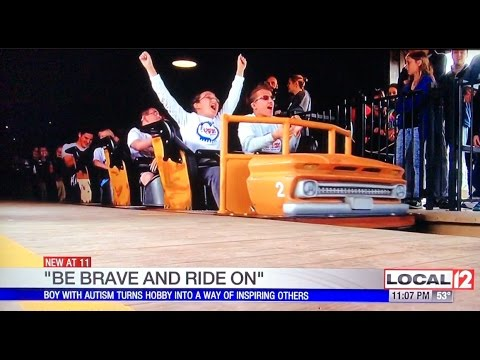 Koaster Kids Featured on Local 12 News