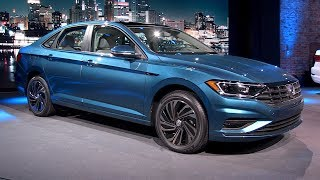 All-New 2019 VW Jetta--DETROIT AUTO SHOW