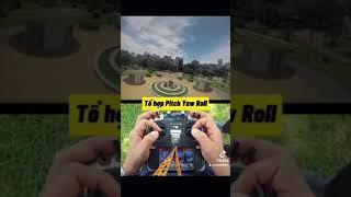 [Seri Trick FPV] Bài 5: Pitch 1/2 | combo trick