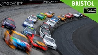 Monster Energy NASCAR Cup Series- Full Race -FOOD CITY 500 - dooclip.me