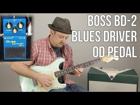 Guitar Pedals for CHEAP! Boss BD-2 Blues Driver Overdrive Pedal – Thursday Gear Video
