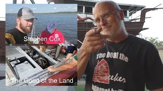 Diesel Jet Boat Update from Stephen Cox and The Good of the Land