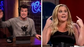 Amy Schumer Wants Women Fat and Miserable! | Louder With Crowder