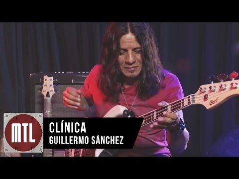 Rata Blanca video Guillermo Sanchez  - Clínica de bajo - MTL
