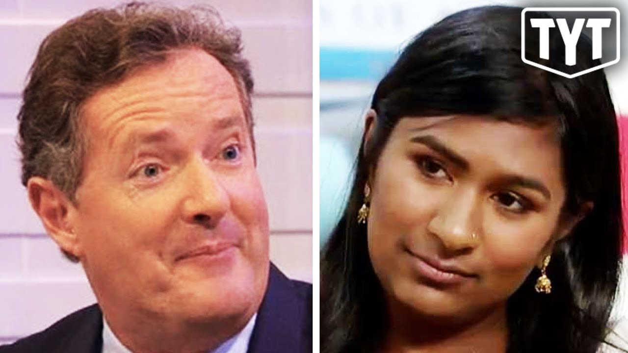 Piers Morgan Gets OWNED By Communist thumbnail